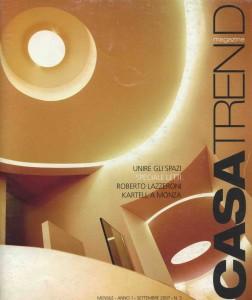 CASA TREND MAGAZINE_2007_COPERTINA