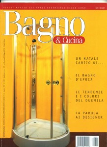 BAGNO E CUCINA_COPERTINA_DICEMBRE_1999