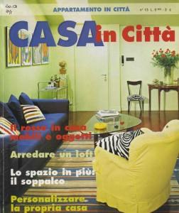 CASA IN CITTA'_COPERTINA