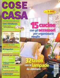 COSE DI CASA_GIUGNO_2000_COPERTINA